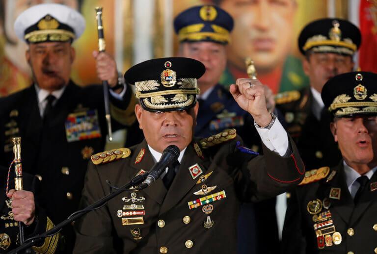 Βενεζουέλα: Οι ΗΠΑ θέλουν τα λεφτά της χώρας να πηγαίνουν στον Γκουαϊδό