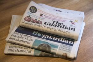 Ο Guardian ακριβαίνει για… πολύ καλό σκοπό
