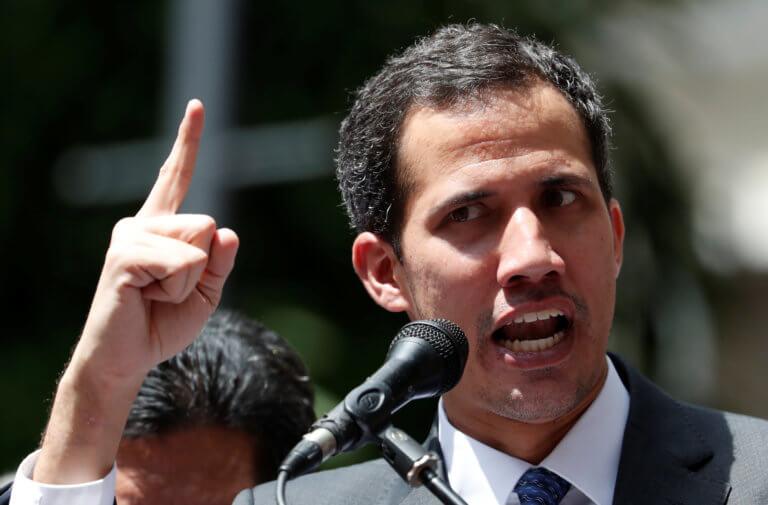 Βενεζουέλα: Συνάντηση Γκουαϊδό με στελέχη του Μαδούρο | Newsit.gr