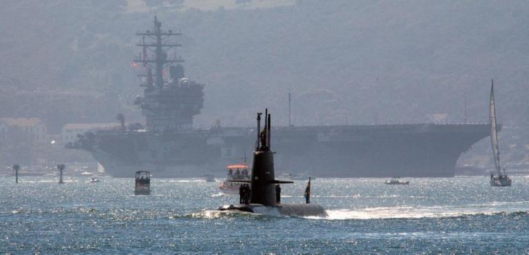 """Πως ένα σουηδικό υποβρύχιο """"βύθισε"""" το Πολεμικό Ναυτικό των ΗΠΑ! [pic,vid]   Newsit.gr"""