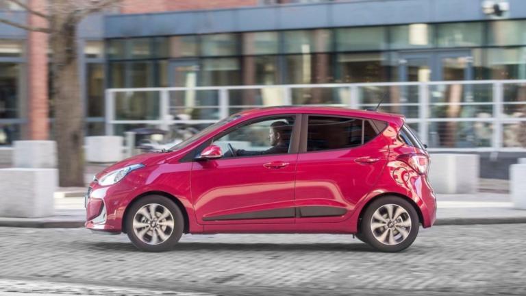 Ετοιμάζεται η τρίτη γενιά του Hyundai i10 | Newsit.gr