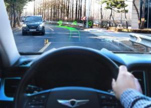 Oλογραφικό head-up display στα αυτοκίνητα της Hyundai