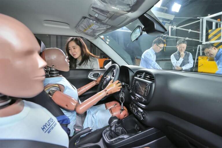 Η Hyundai ποντάρει διπλά στους αερόσακους! | Newsit.gr