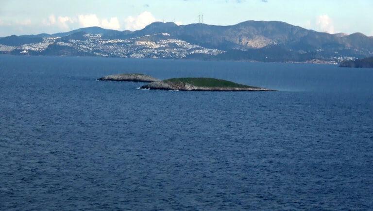 Ίμια: «Ένταση» και τουρκικά πλοία στην περιοχή! «Δεν πλησιάζουν οι Έλληνες» – video | Newsit.gr