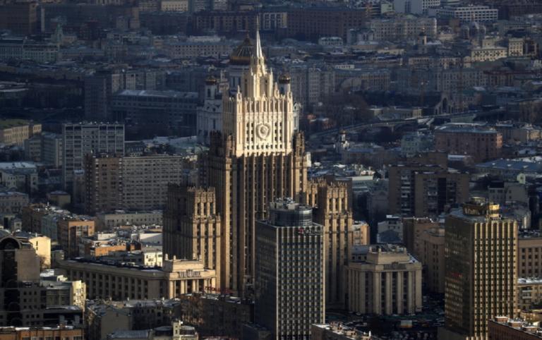 Μόσχα: Θα συνεχίσουμε να εκφράζουμε τη θέση μας για τη συνθήκη των Πρεσπών | Newsit.gr