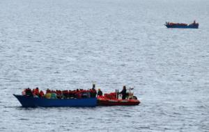 Ιταλία: 117 οι νεκροί από το ναυάγιο με μετανάστες σύμφωνα με την La Repubblica