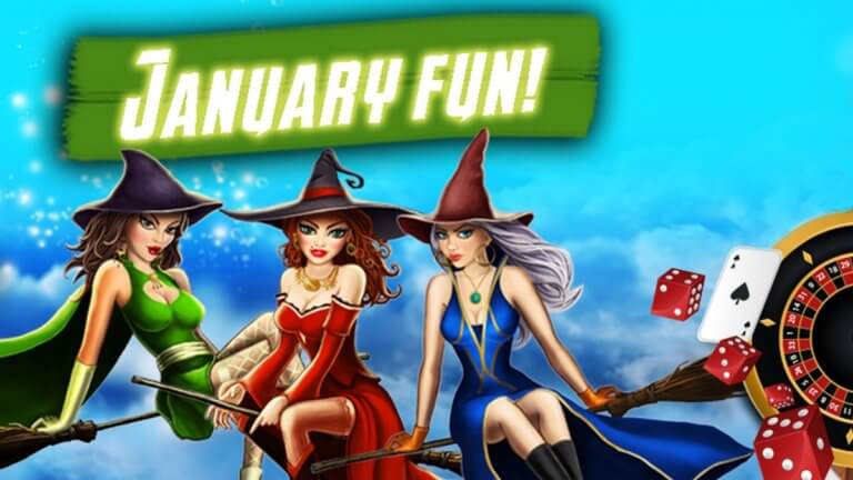 January Fun στο Casino του Stoiximan.gr   Newsit.gr