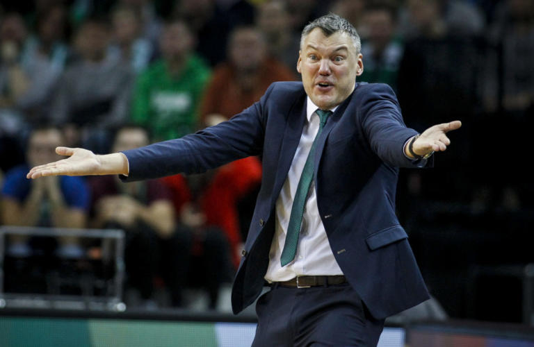 Γιασικεβίτσιους για Πασκουάλ και Πιτίνο: «Ο Παναθηναϊκός παίζει πλέον πιο απλά και σκληρά» | Newsit.gr