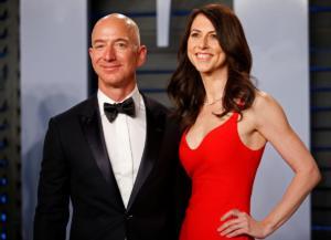 Τζεφ Μπέζος: Διαζύγιο – βόμβα για τον δισεκατομμυριούχο επιχειρηματία!