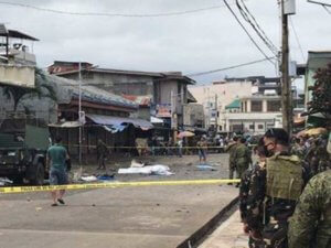Φιλιππίνες: Ανατίναξαν πιστούς την ώρα της λειτουργίας