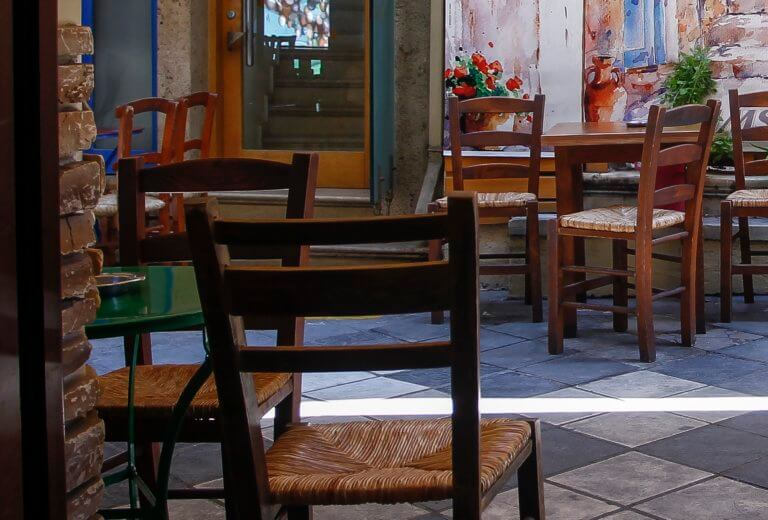 Χανιά: Θάνατος στο καφενείο! Πήγε για καφέ και ξεψύχησε! | Newsit.gr