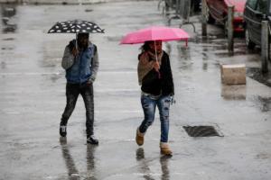 Καιρός: Βροχές και καταιγίδες το Σάββατο 12/01!