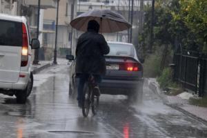 Καιρός: Πού θα βρέχει σήμερα Δευτέρα 21/01