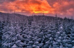 Καιρός – Φοίβος: Έτσι θα «χτυπήσει» με χιόνια, καταιγίδες, παγετό!