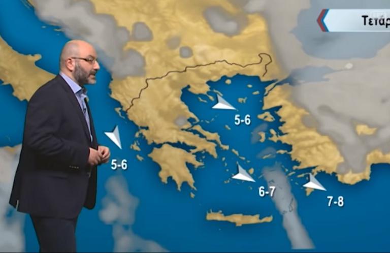 Που προκαλεί προβλήματα η κακοκαιρία – Χιόνια, βροχές και άνεμοι 10 μποφόρ   Newsit.gr
