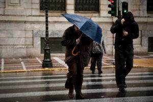 Καιρός: Βροχές και καταιγίδες και το Σαββατοκύριακο – Πότε θα… βγει ήλιος