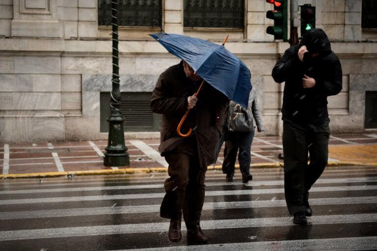 Καιρός: Βροχές και καταιγίδες και το Σαββατοκύριακο – Πότε θα… βγει ήλιος   Newsit.gr
