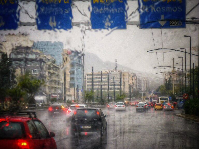 Καιρός: Ανοίγουν οι ουρανοί – Φουσκώνουν τα πελάγη! | Newsit.gr