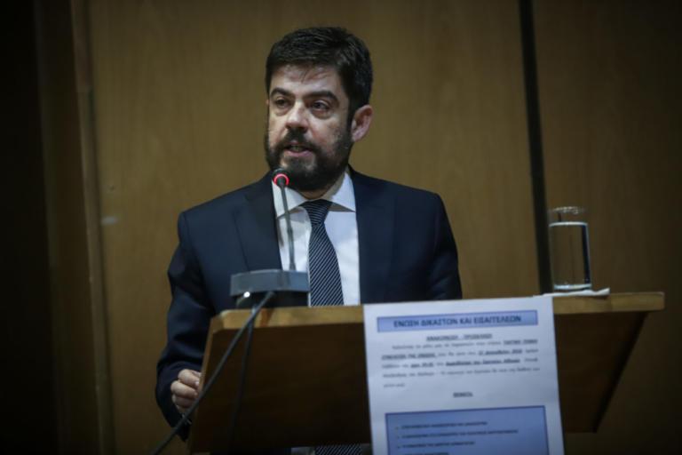 Απάντηση Καλογήρου στους δικαστές – Ούτε κουβέντα για Πολάκη | Newsit.gr