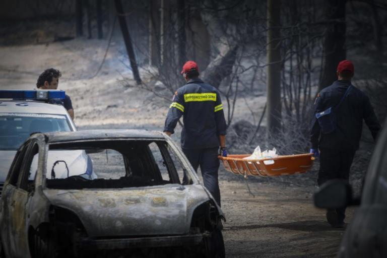 1.450.315 ευρώ για ψυχική οδύνη ζητούν οι συγγενείς 70χρονου που κάηκε στις φωτιές της Αν. Αττικής