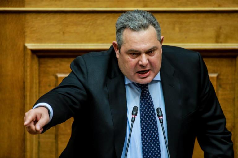 Καμμένος: Αλέξη φέρε σε δημοψήφισμα την συμφωνία των Πρεσπών | Newsit.gr