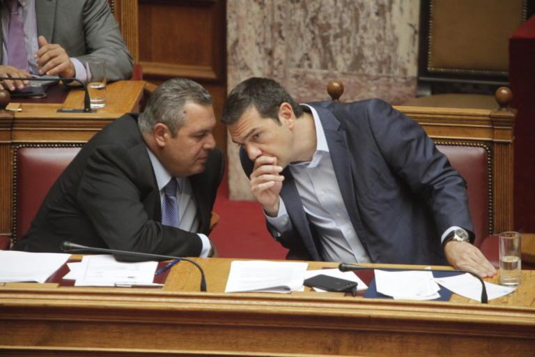 Καμμένος: Ο Τσίπρας με πρόδωσε δυό φορές για το Σκοπιανό | Newsit.gr