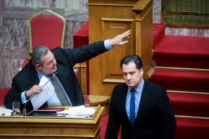 """""""Σφαγή"""" στη Βουλή για την τροπολογία για τα F-16"""