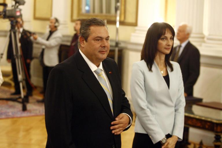 Ο Πάνος Καμμένος διέγραψε την Έλενα Κουντουρά | Newsit.gr
