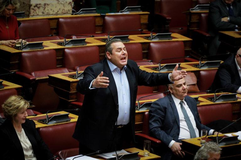 Καμμένος: «Βρώμικα» deals του Τσίπρα με βουλευτές των ΑΝΕΛ – Είπα στον Φωκά για τη… γκαζόζα! | Newsit.gr