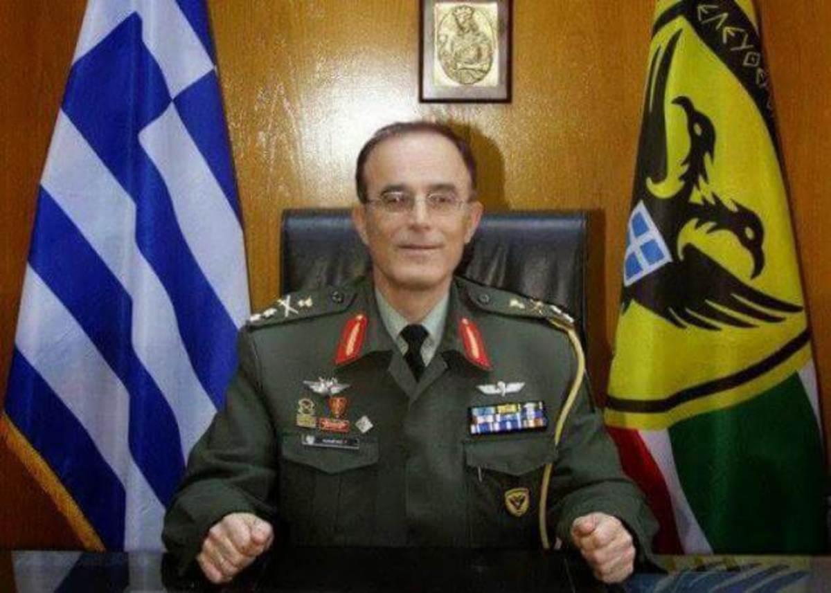 Έφτασε στην Αθήνα ο νέος Α/ΓΕΣ και ανέλαβε καθήκοντα | Newsit.gr