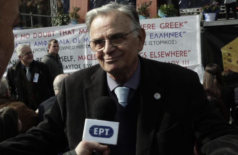 Πέθανε ο ιστορικός Σαράντος Καργάκος | Newsit.gr