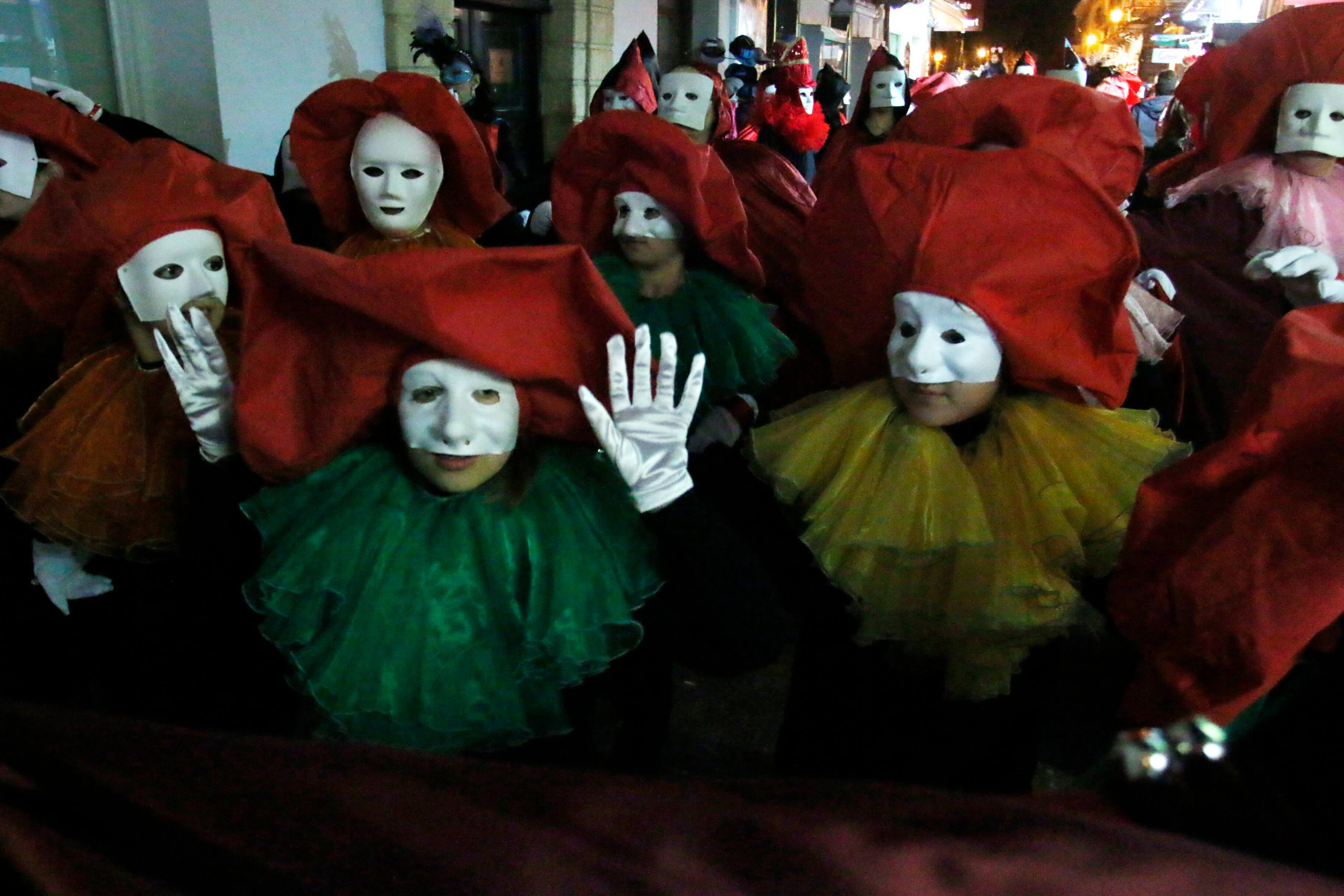 «Ο χορός ενώνει» το μήνυμα του φετινού Ρεθεμνιώτικου Καρναβαλιού