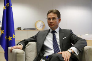 Στην Αθήνα ο αντιπρόεδρος της Κομισιόν για θέματα απασχόλησης