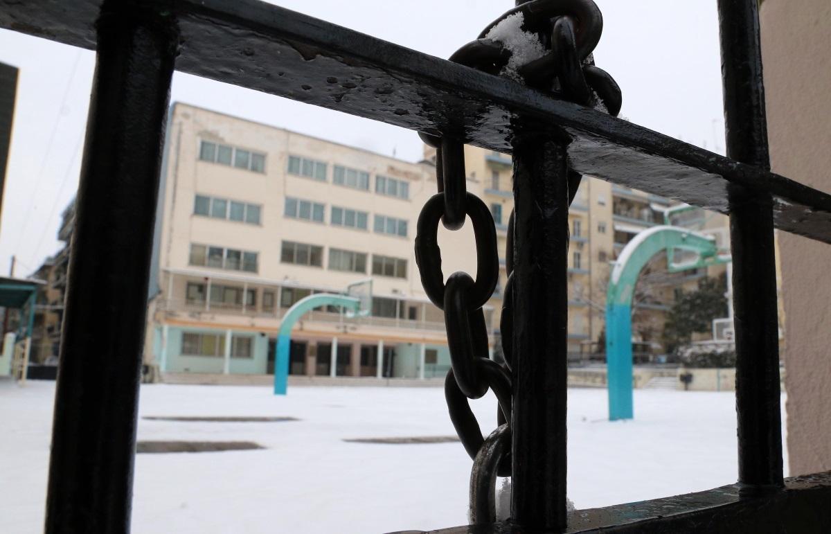 Καλό... weekend! Αυτά τα σχολεία θα είναι κλειστά την Παρασκευή - Η γρίπη και η παγωνιά οι λόγοι