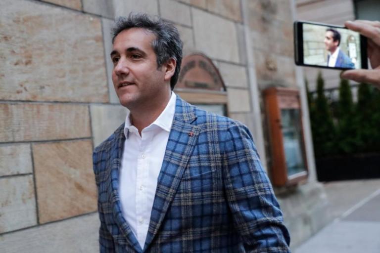 """ΗΠΑ: Καταθέτει στην Βουλή των αντιπροσώπων ο πρώην δικηγόρος του Τραμπ για το """"Russiagate"""""""
