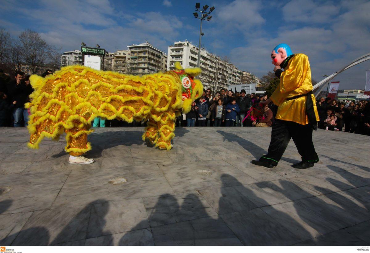 Κινέζοι καλλιτέχνες θα γιορτάσουν τη δική τους Πρωτοχρονιά στη Θεσσαλονίκη