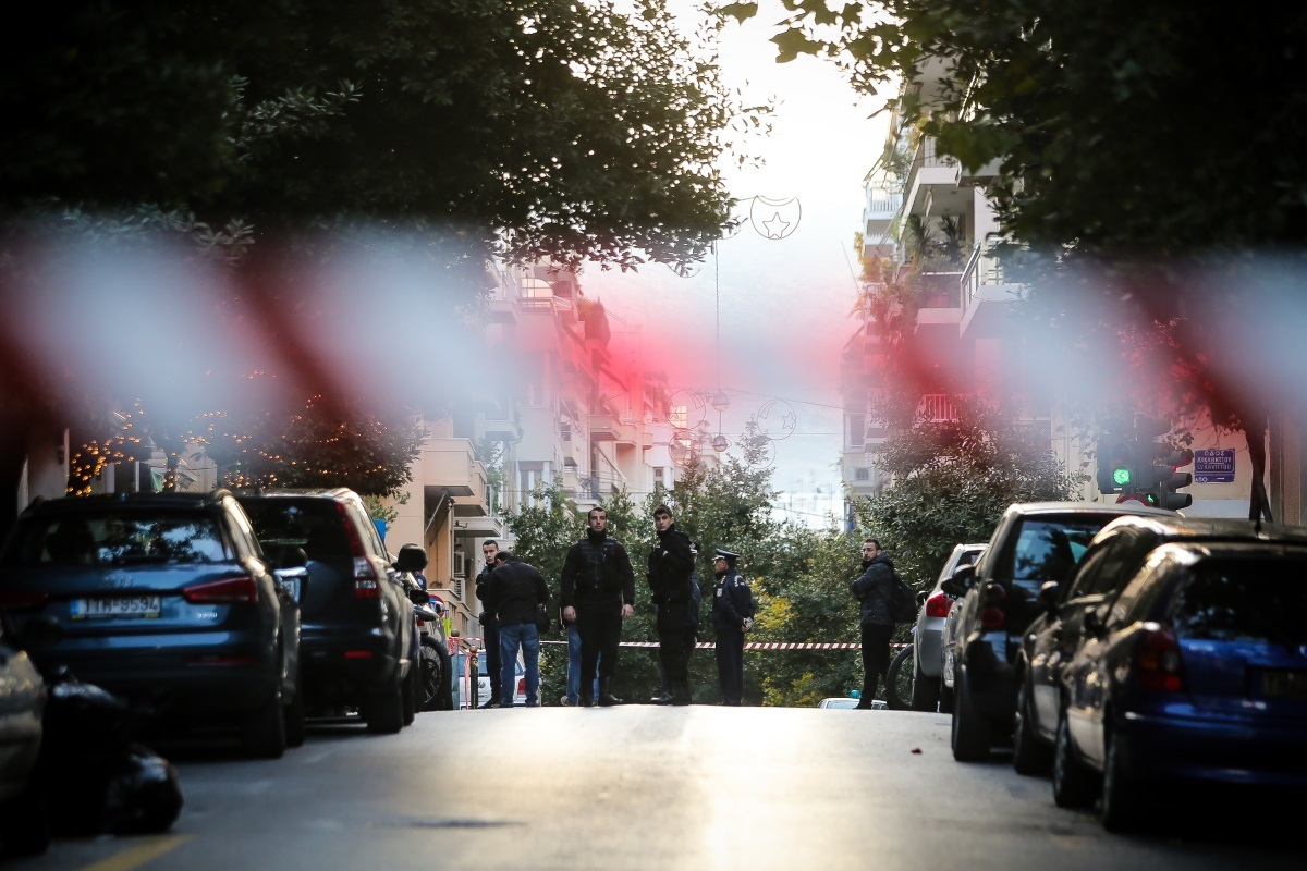 Ανάληψη ευθύνης για τη βόμβα στο Κολωνάκι