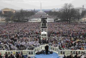 Χρυσή πλήρωσαν οι Αμερικανοί φορολογούμενοι την τελετή ορκωμοσίας του Ντόναλντ Τραμπ