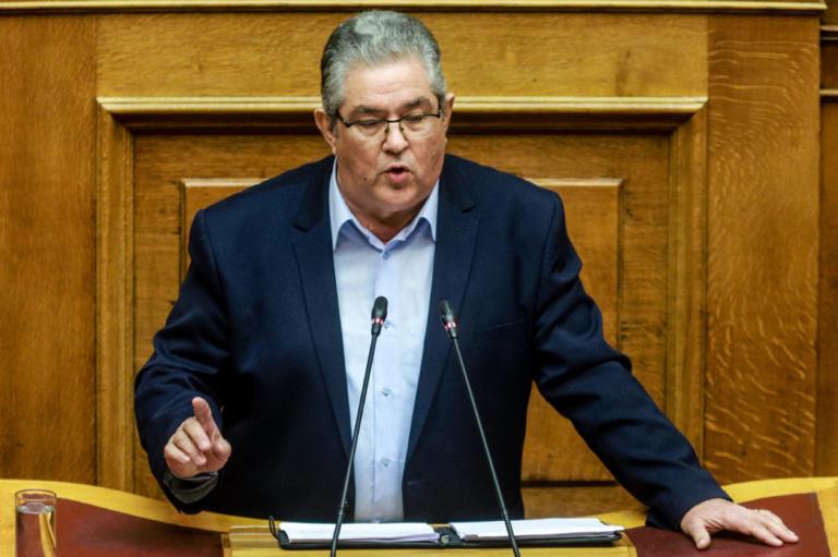Κουτσούμπας: Καταψηφίζουμε κυβέρνηση και Συμφωνία των Πρεσπών | Newsit.gr
