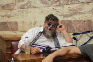 Επανήλθε ο Κραουνάκης: Αγαπώ Πολάκη, μ' αρέσει ο τσαμπουκάς του