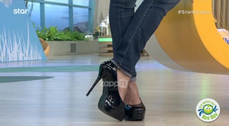 Χόρεψε με 15ποντα στην εκπομπή ο Κρατερός Κατσούλης! Απάντησε στον Νίκο Μουτσινά! | Newsit.gr