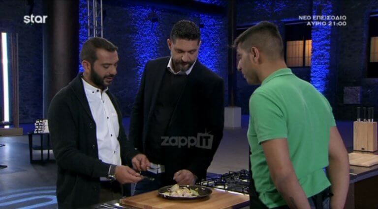 MasterChef: Αρνήθηκαν να δοκιμάσουν το πιάτο του! Δεν πίστευαν αυτό που έβλεπαν οι κριτές!