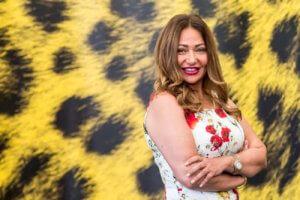 Νέα τιμητική διάκριση για διάσημη Ελληνοαιγύπτια ηθοποιό