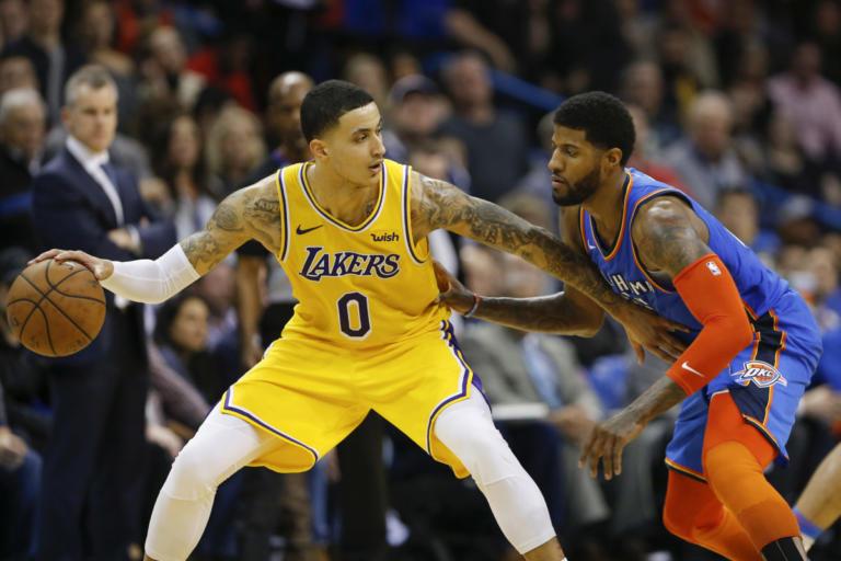 NBA: Ο Κούζμα μπήκε στα… παπούτσια του ΛεΜπρον Τζέιμς! Σπουδαία νίκη για Λέικερς – video