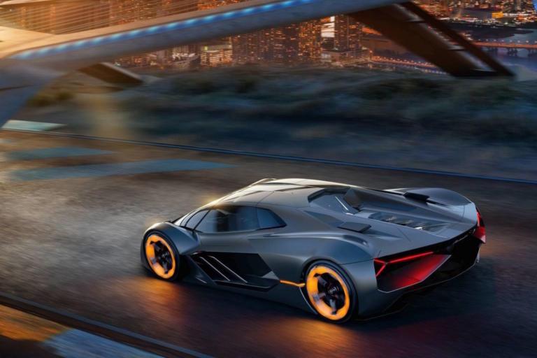 Η Lamborghini ετοιμάζει υβριδικό υπεραυτοκίνητο!