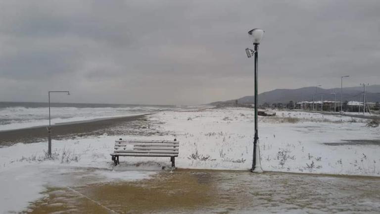 """Καιρός: Αποχωρεί η """"Σοφία"""" – Αφήνει πίσω χιόνια και πολικές θερμοκρασίες"""