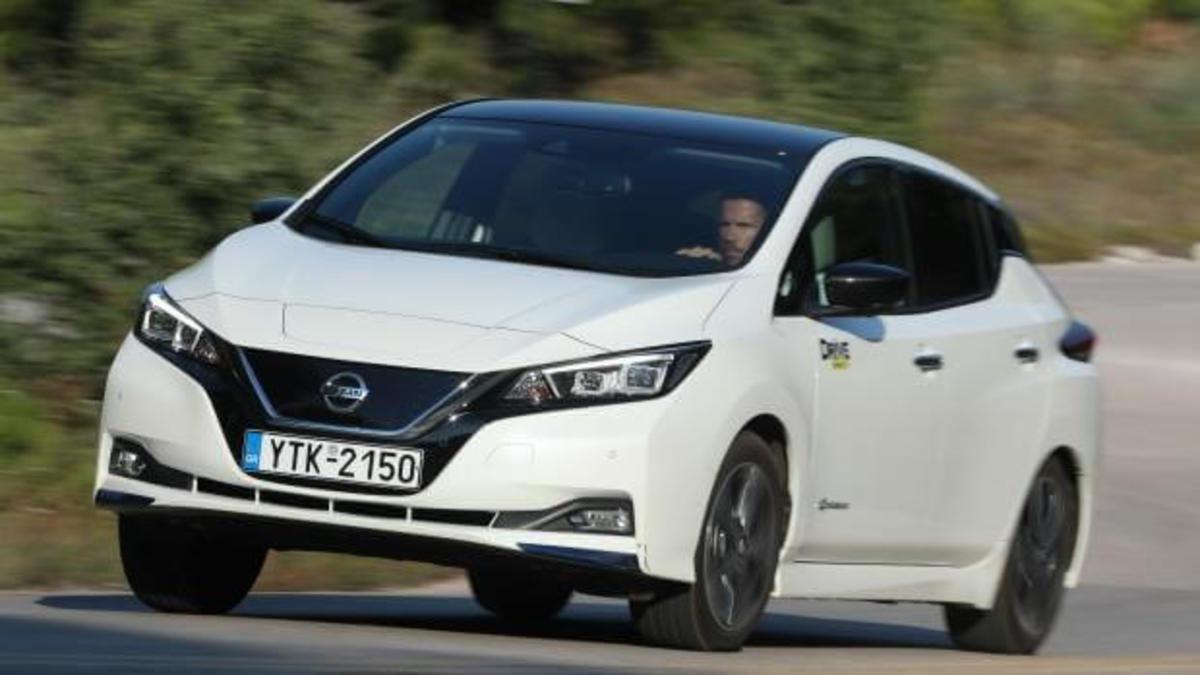 Το Nissan LEAF πρώτο σε πωλήσεις ηλεκτρικό αυτοκίνητο στην Ευρώπη