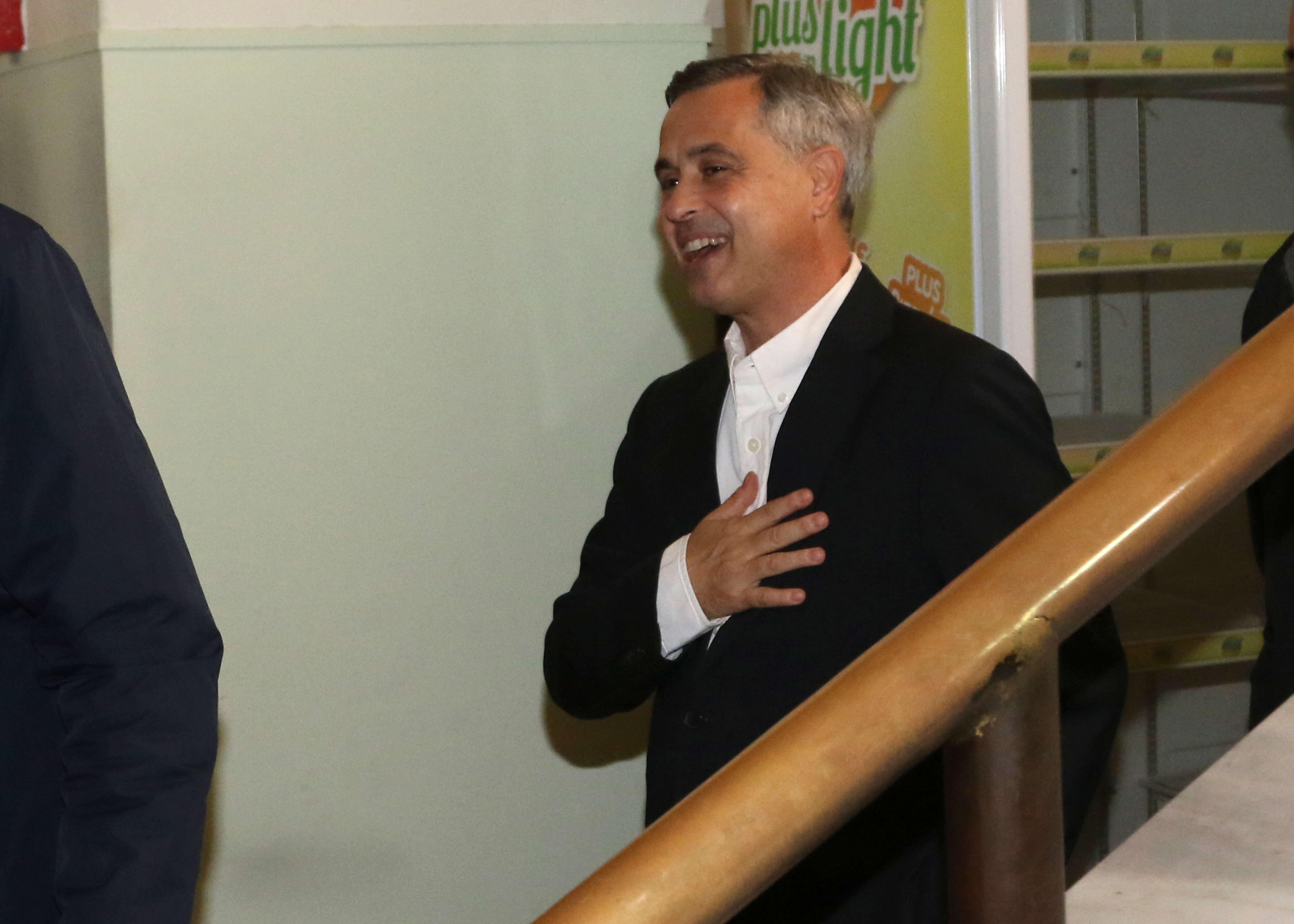 Κεχαγιόγλου: Ε όχι και κατηγορούμενος για ψευδορκία ο Μιχάλης Λεμπιδάκης!