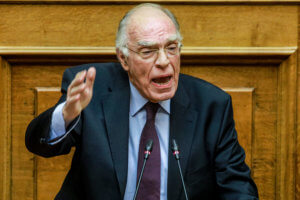 Λεβέντης: Συνεργαζόμαστε με όποια κυβέρνηση ακυρώσει τη συμφωνία των Πρεσπών