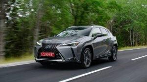 Διαθέσιμο και στην Ελλάδα το νέο μικρό SUV της Lexus